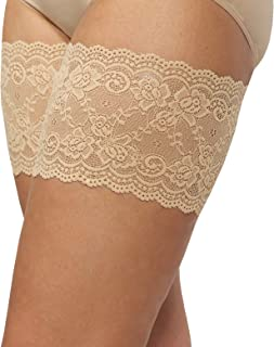 Bandelettes Original Patented Elastic Anti-Chafing Thigh Bands *Prevent Thigh Chafing*
