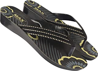 Camfoot-5018 Brown Exclusive Range of Flats Slippers for Women