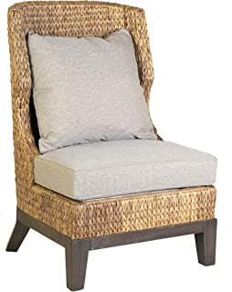 East at Main Ivie Occasional Chair, Brown, Brown