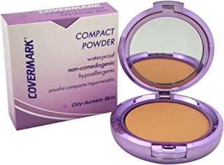 Covermark Compact Face Powder Waterproof - 4