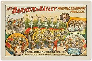 barnum musical poster