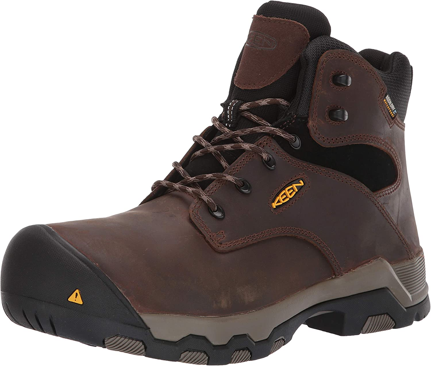 KEEN Utility Mens Rockford 6  Wp Industrial Boot