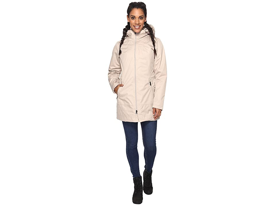 The North Face Insulated Ancha Parka (Simply Taupe (Prior Season)) Women