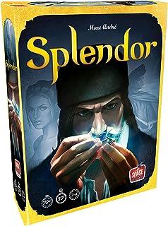 Asmodee SPL01 Space Cowboys Splendor Board Game, multi, standard