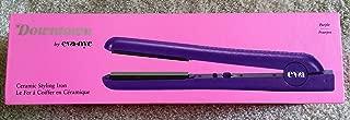 Eva NYC Healthy Heat Ceramic Styling Flat Iron in Purple