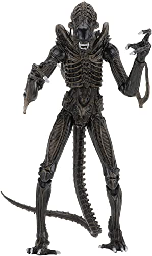 primera vez respuesta NECA- Alien Alien Alien marrón Ultimate Warrior 1986 23 cm Scale Action Figure Aliens, (NEC0NC51683)  toma