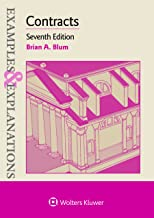 Examples & Explanations for Contracts (Examples & Explanations Series) PDF