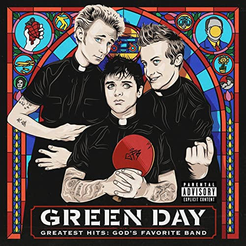 Greatest Hits: God's Favorite Band [Explicit]