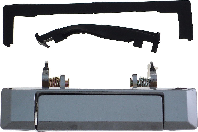 Dorman 83962 Exterior Door Handle quality assurance Select Models for Chro Toyota High order