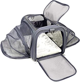 Jet Sitter Luxury Soft Sided Pet Carrier