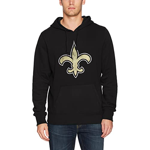 timeless design 309f4 9bc76 New Orleans Saints Hoodies: Amazon.com