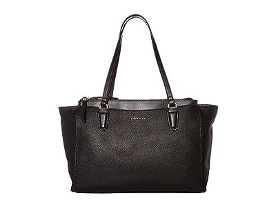 Fiorelli Ariana Shoulder (Black) Handbags