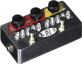 ZVex Effects Vexter Super Duper 2-in-1 Boost Guitar Effects Pedal