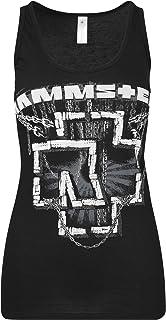 Rammstein Ladies In Ketten Tanktop Camiseta de Tirantes Anchos Mujer