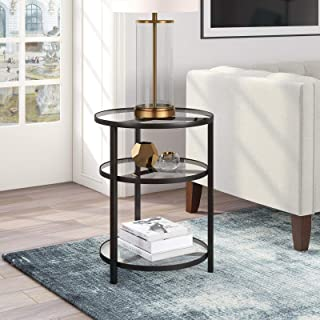 Amazon Com End Tables Clear End Tables Tables Home Kitchen