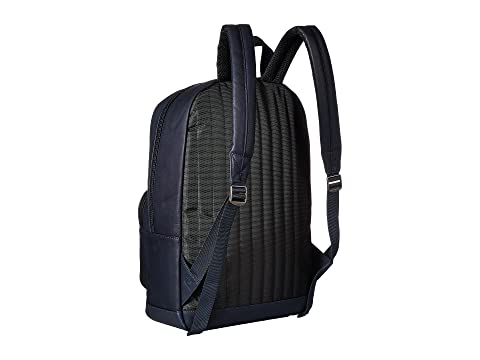 Azul Ordenador Colombiano Reaction Mochila para Cuero Marino Kenneth Cole 1wqtnx0ItY