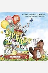 The Perfect Birthday Recipe Board book