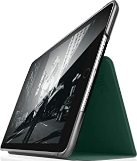 "STM Studio case designed to fit Apple iPad 5th Gen 9.7"", iPad 6th Gen 9.7, iPad Pro 9.7, iPad Air 1, iPad Air 2 - Dark Green/Smoke (stm-222-161JW-19)"