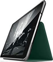 "STM Studio case designed to fit Apple iPad 5th Gen 9.7"", iPad 6th Gen 9.7, iPad Pro 9.7, iPad Air 1, iPad Air 2 - Dark Green / Smoke (stm-222-161JW-19)"