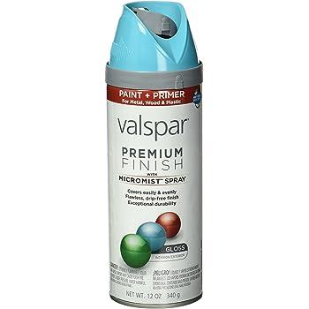 Valspar 410 85201 Sp Multi Surface Enamel Spray Paint 12 Oz Aerosol Can Exotic Sea Amazon Com