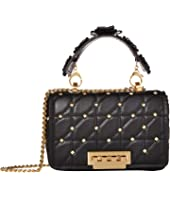 ZAC Zac Posen - Earthette Small Soft Chain Shoulder - Solid Studded