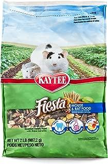 Kaytee Fiesta Mouse and Rat Food, 2-Lb Bag