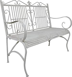 Best victorian wrought iron bench Reviews