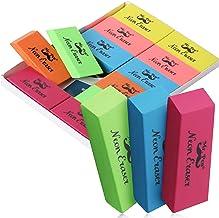 Mr. Pen- Erasers, Pencil Eraser, 12 Pack, Neon Colors, Erasers, Eraser, Erasers for Drawing, Eraser Pencil, Pencil Erasers...