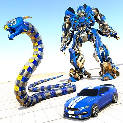 Deformare trasforma Robot Auto Convertibile con Light /& Sound per Bambini Giocattolo Regalo