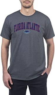 NCAA Men's Short Sleeve T-Shirt Charcoal Gray