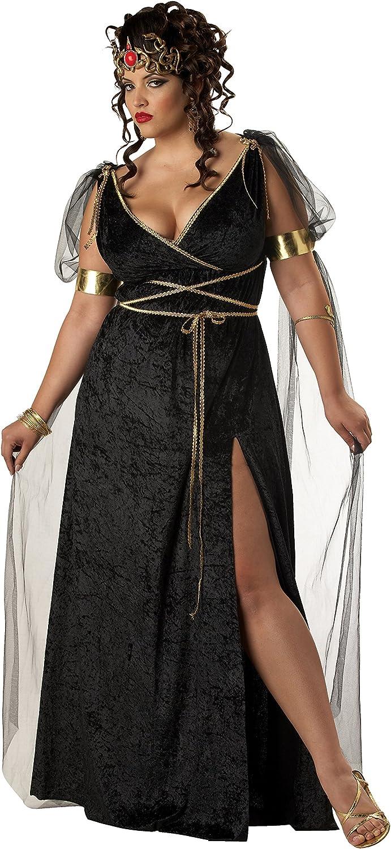 New Medusa Adult Female Costume
