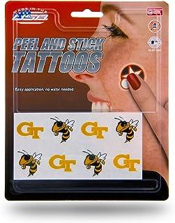 NCAA Georgia Tech Yellow Jackets Square Cuff Links
