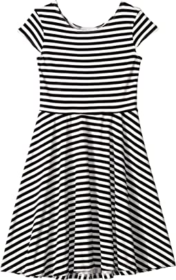 Capri Skater Dress (Big Kids)