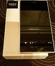 Sony Xperia Z Ultra C6833 Factory Unlocked International Version No Warranty LTE LTE 800 / 850 / 900 / 1700 / 1800 / 1900 / 2100 / 2600 3G 850/1900/1700/900/2100 White