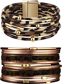 Best magnetic buckle bracelet Reviews