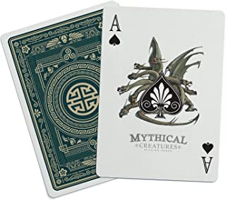 bicycle mythical creatures playing cards