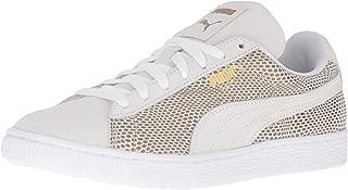 PUMA Women's Suede Gold WN's Fashion Sneaker