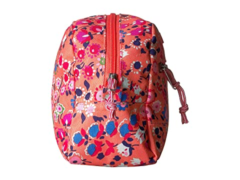 Free Shipping Footlocker Vera Bradley Medium Cosmetic Coral Meadow Outlet Choice Quality From UK Cheap Rp1PIIh