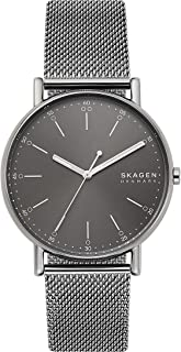 Signatur Three-Hand 40mm Minimalist Watch