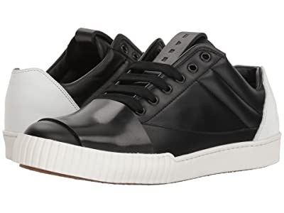 MARNI Color Block Sneaker (Black/White) Men
