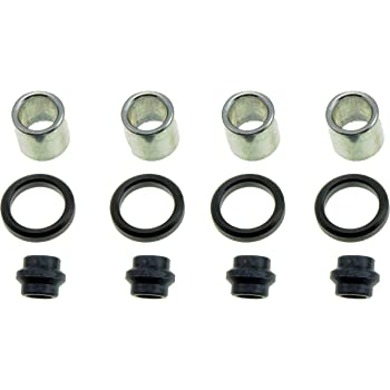 Disc Brake Hardware Kit Front,Rear Dorman HW5516