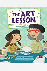 The Art Lesson: A Shavuot Story Kindle Edition