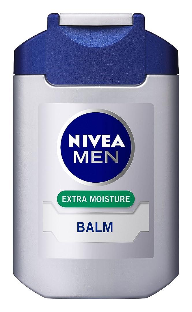 溝勃起囲むニベアメン エクストラモイスチャーバーム 100g 男性用 乳液