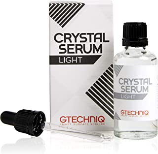 Gtechniq Crystal Serum Light ceramic composite coating the best paint protection (50ml)