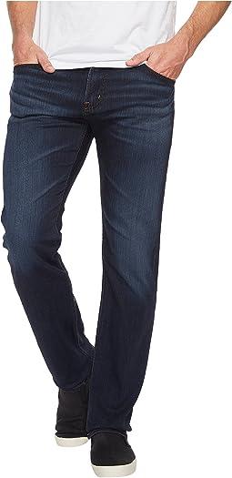 AG Adriano Goldschmied - Matchbox Slim Straight Leg Denim in Stranger