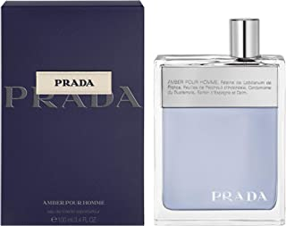 Prada Amber Pour Homme - perfume for men, 100 ml - EDT Spray