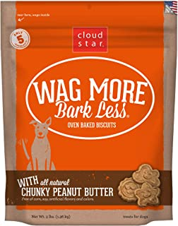 Cloud Star Wag More Bark Less Oven Baked Treats