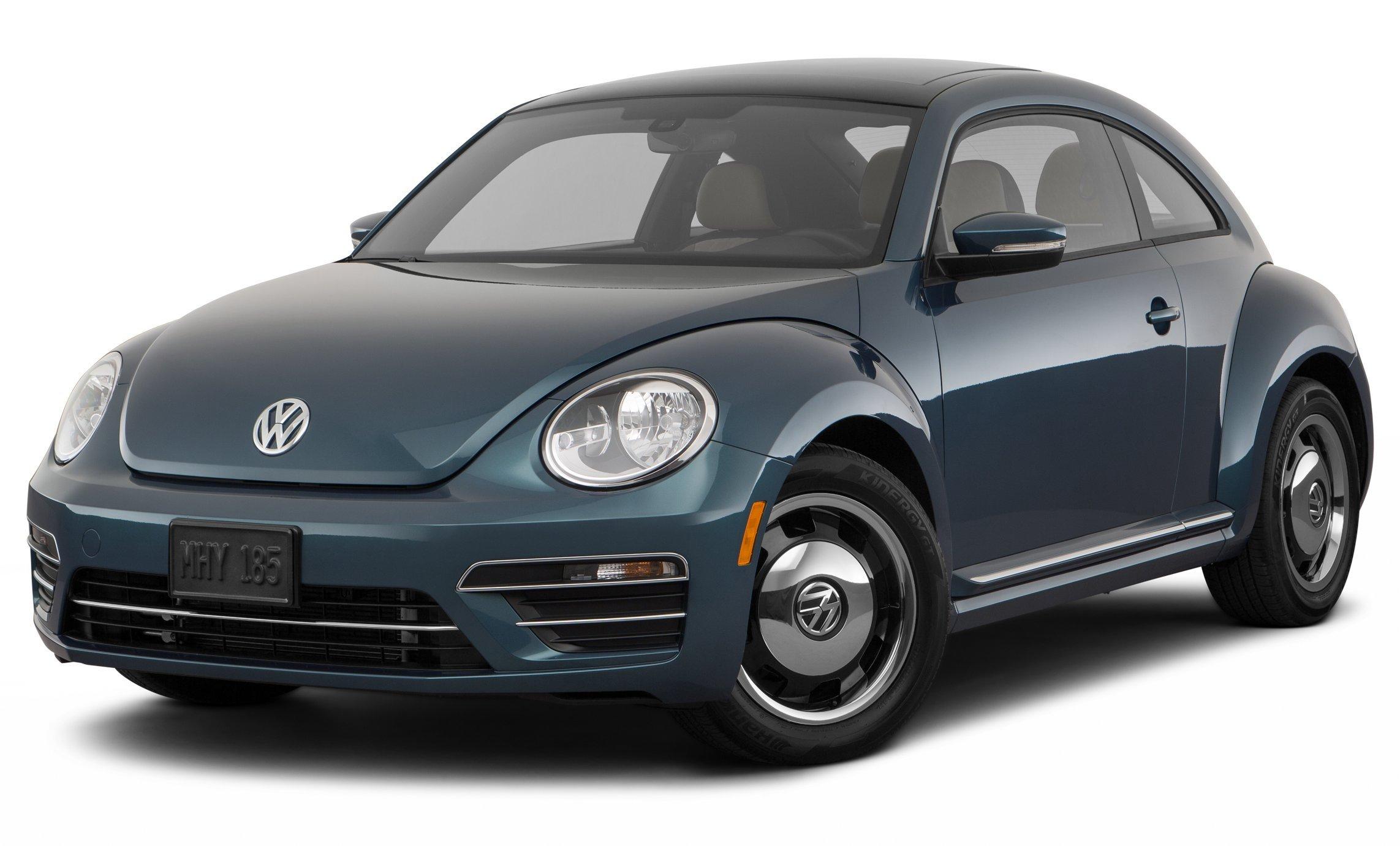 ... 2018 Volkswagen Beetle Dune, Automatic Transmission ...
