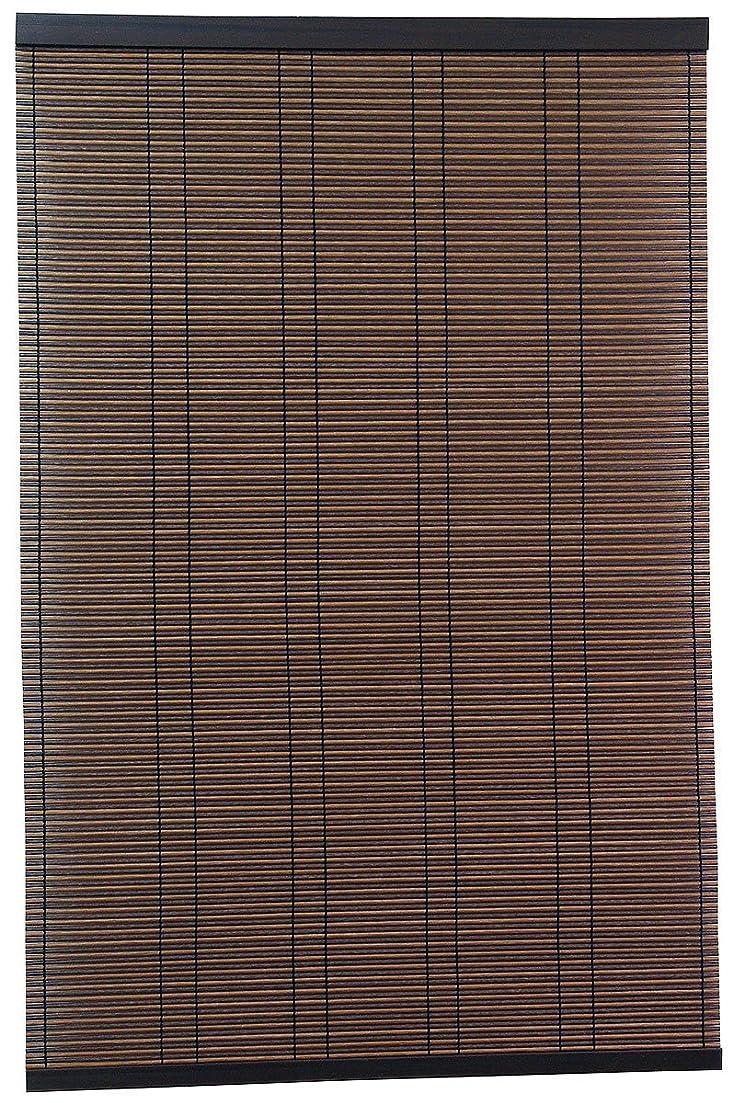 ペダル実験カルシウム三宅製簾 すだれ PP 弥生 88×135 交色 21670