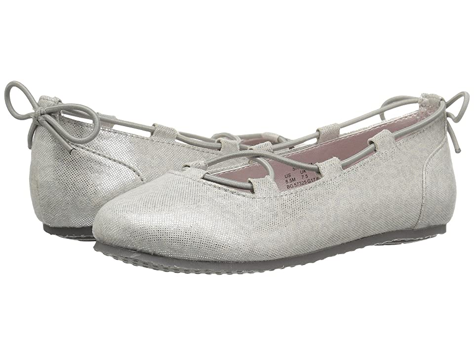 Stride Rite Julia (Toddler/Little Kid) (Silver) Girl